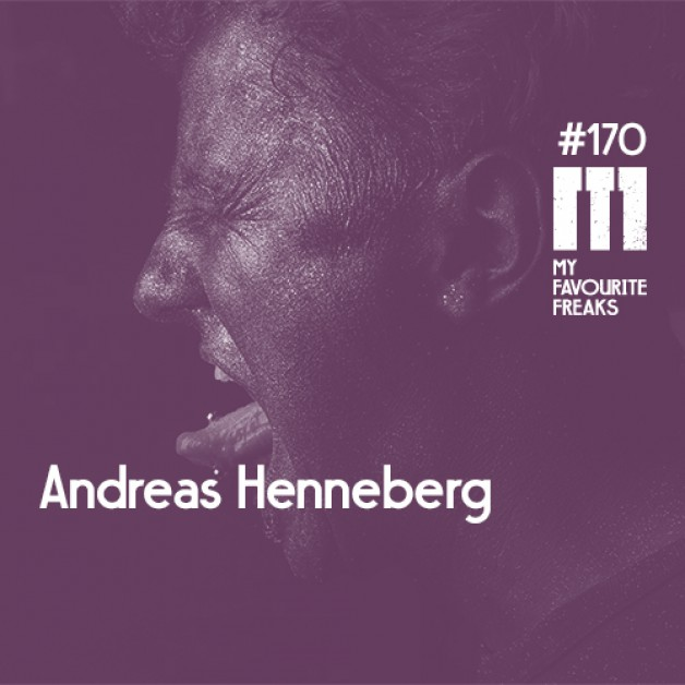 Saturday June 11th 07.00pm CET – My Favourite Freaks Podcast #170  Andreas Henneberg