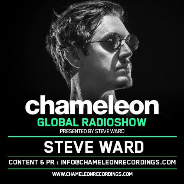 Sunday June 26th 05.00pm CET – Chameleon Radio Show by Steve Ward