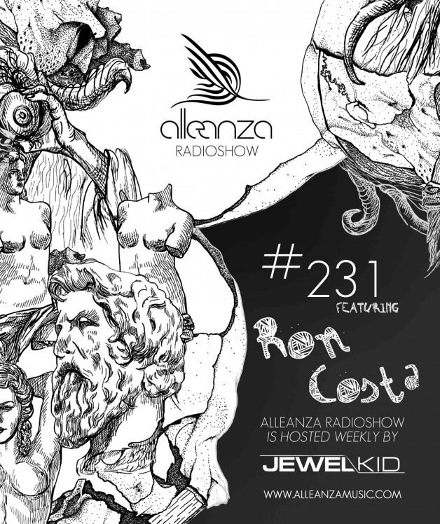 Tuesday June 14th 07.00pm CET- ALLEANZA RADIO SHOW #231 by Jewel Kid