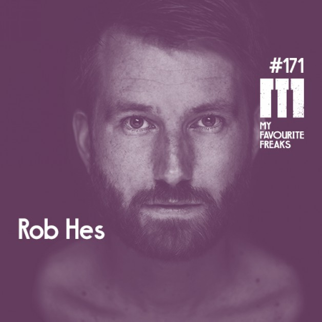 Saturday June 18th 07.00pm CET – My Favourite Freaks Podcast #171  Rob Hes