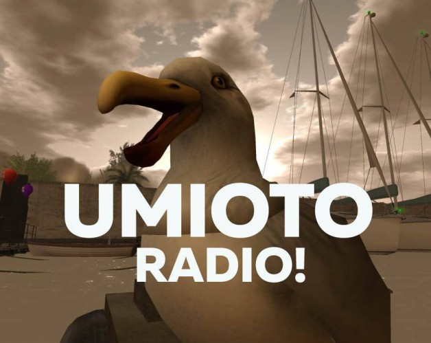 Tuesday June 21th 03.00pm CET [6.00am SLT]  – Second Life's  UMIOTO RADIO SHOW - Ultramantra (Japan)
