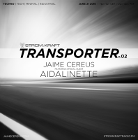 Tuesday June 21th 11.00pm CET [2.00pm SLT] – Second Life's TRANSPORTER RADIO #02 – Jaime Cereus (USA)