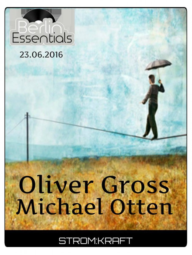 Thursday June 23th 08.00pm CET- Berlin Essentials Radio by Michael Otten ( Stencil Rec.)