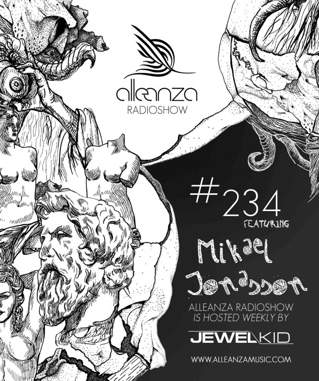 Tuesday July 5th 07.00pm CET- ALLEANZA RADIO SHOW #234 by Jewel Kid