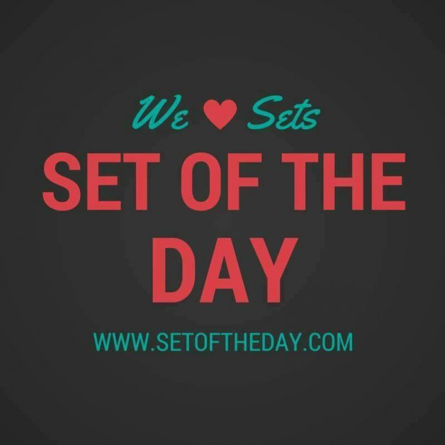 Wednesday July 5th 06.00pm CET- Set of the Day Radio