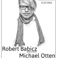 Thursday July 21th 08.00pm CET- Berlin Essentials Radio by Michael Otten ( Stencil Rec.)