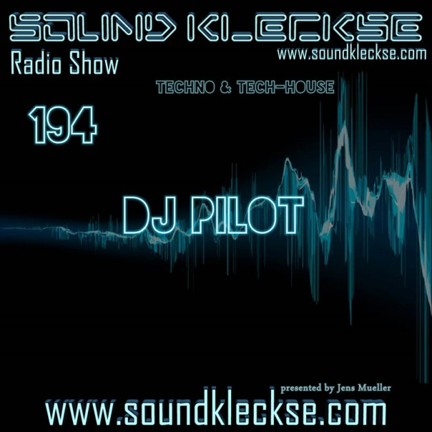Saturday July 23th 6.00pm CET – Sound Kleckse radio by Jens Mueller