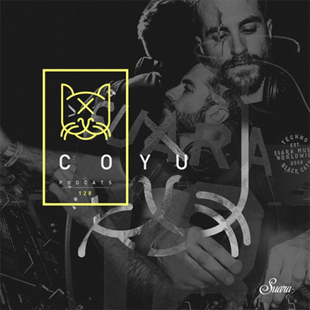 Monday July 25th 08.00pm CET- SUARA PODCATS by Coyu