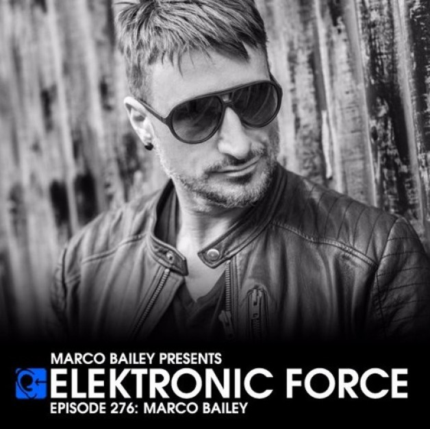 Friday July 29th 06.00pm CET – Elektronic Force  by Marco Bailey