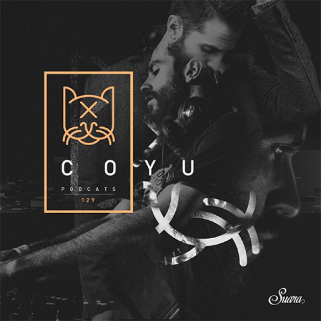 Monday August 1th 08.00pm CET- SUARA PODCATS 129 by Coyu