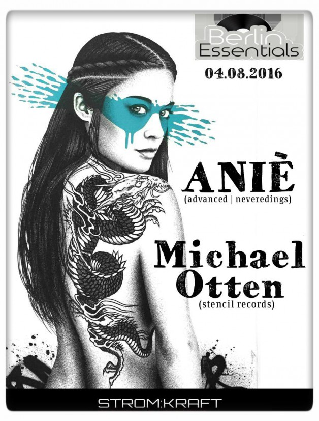 Thursday August 4th 08.00pm CET- Berlin Essentials Radio by Michael Otten ( Stencil Rec.)