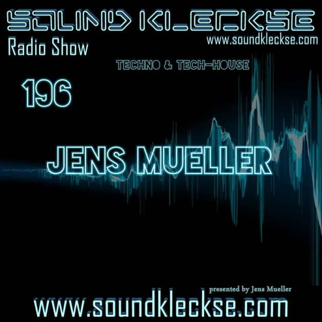 Saturday August 6th 6.00pm CET – Sound Kleckse radio by Jens Mueller