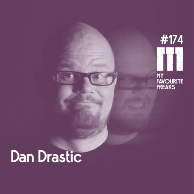 Saturday August 6th 07.00pm CET- MY FAVOURITE FREAKS #174