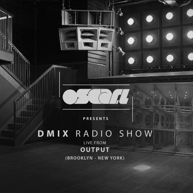 Saturday August 6th 10.00pm CET – D-Mix Radio Show #40 by Oscar L