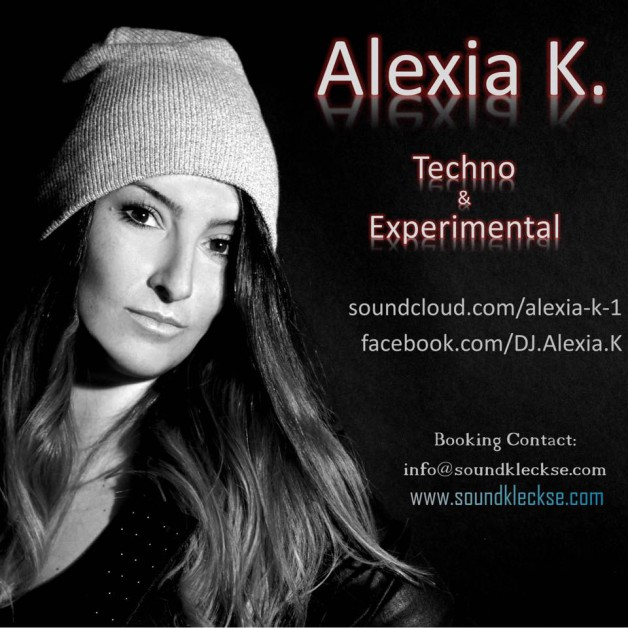 Sunday November 27th 09.00pm CET – Vinylliebe Radio Show by Alexia K