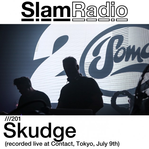 Thursday August 11th 08.00pm CET – SLAM RADIO #201