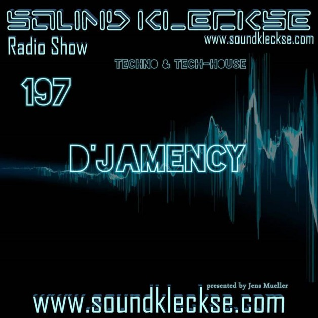Saturday August 13th 6.00pm CET – Sound Kleckse radio by Jens Mueller