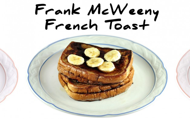 Saturday August 15th 06.00pm CET – French Toast Radio by Frank McWeeny