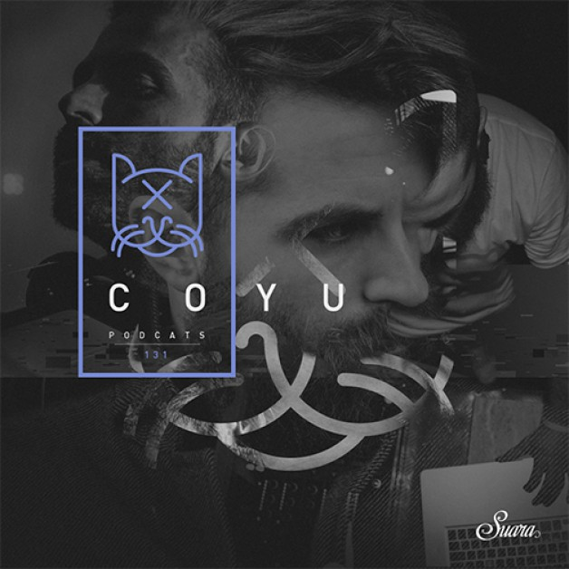 Monday August 15th 08.00pm CET- SUARA PODCATS 131 by Coyu