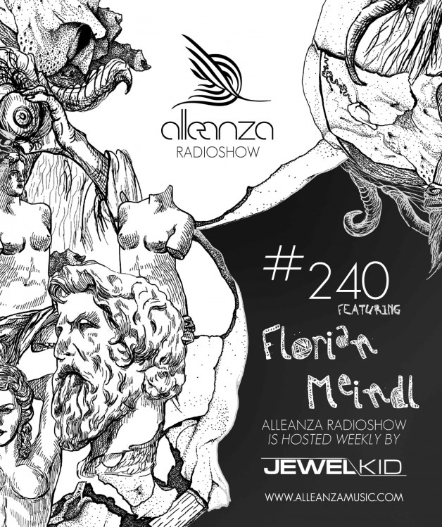 Tuesday August 16th 07.00pm CET- ALLEANZA RADIO SHOW #240 by Jewel Kid