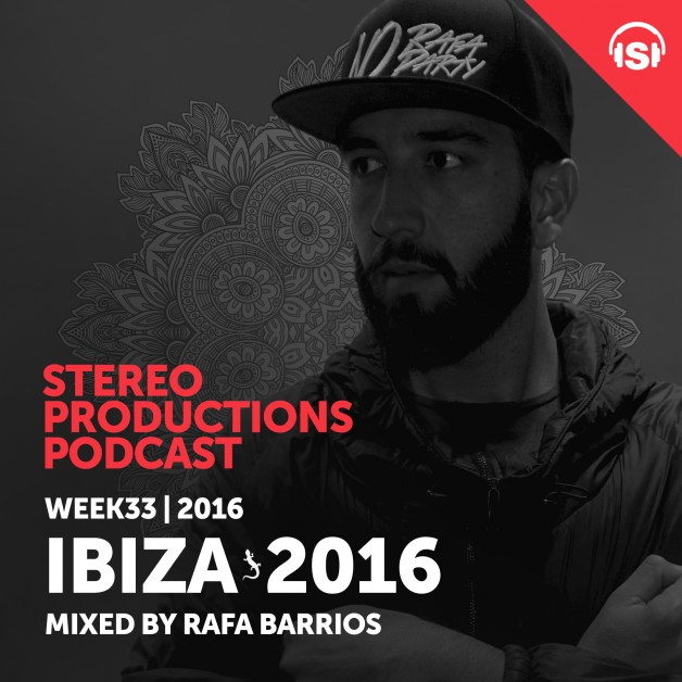 Wednesday August 17th 08.00pm CET – Stereo Productions Podcast #161 by Chus & Ceballos