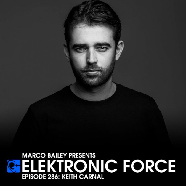 Friday August 19th 06.00pm CET – Elektronic Force  by Marco Bailey