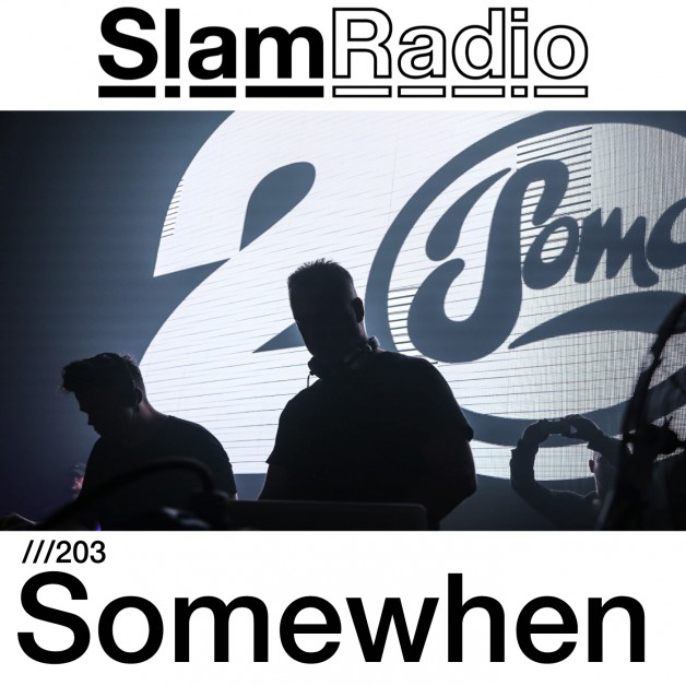 Thursday August 25th 08.00pm CET – SLAM RADIO #203