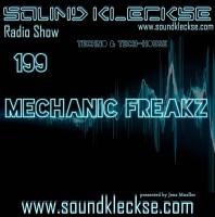 Saturday August 27th 6.00pm CET – Sound Kleckse radio #199 by Jens Mueller