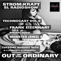 Tuesday August 30th 9.00pm CET [0.00pm SLT] – Second Life's OUT OF THE ORDINARY RADIO #06 – Frank Eizenhart (USA)