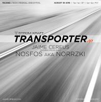 Tuesday August 30th 11.00pm CET [2.00pm SLT] – Second Life's TRANSPORTER RADIO #07 – Jaime Cereus (USA)