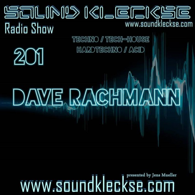 Saturday September 10th 6.00pm CET – Sound Kleckse radio #201  by Jens Mueller