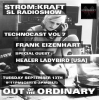 Tuesday September 13th 9.00pm CET [0.00pm SLT] – Second Life's OUT OF THE ORDINARY RADIO #07 – Frank Eizenhart (USA)