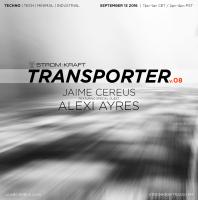 Tuesday September 13th 11.00pm CET [2.00pm SLT] – Second Life's TRANSPORTER RADIO #08 – Jaime Cereus (USA)