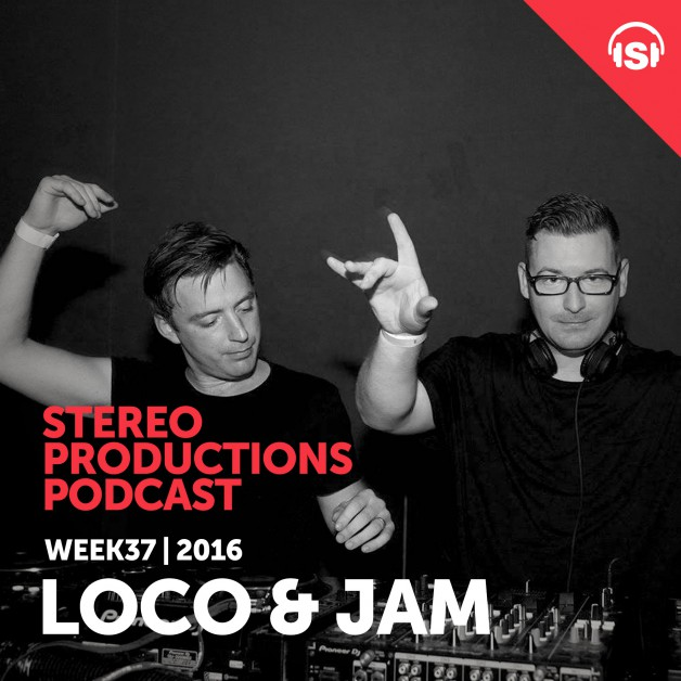Wednesday September 14th 08.00pm CET – Stereo Productions Podcast  by Chus & Ceballos