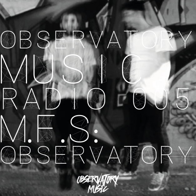 Thursday September 15th 07.00pm CET – Observatory Music radio #05