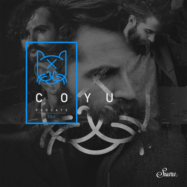 Monday September 19th 08.00pm CET- SUARA PODCATS 136 by Coyu
