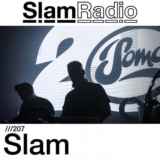 Thursday September 22th 08.00pm CET – SLAM RADIO #207