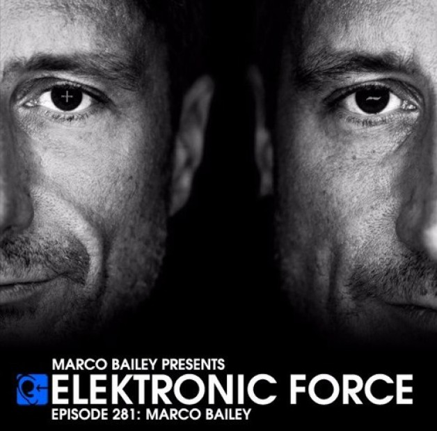 Friday September 23th 06.00pm CET – Elektronic Force #281 by Marco Bailey
