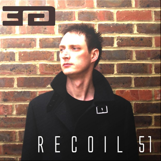 Thursday September 29th 06.00pm CET –  Recoil Radio #51 by 3Phazegenerator