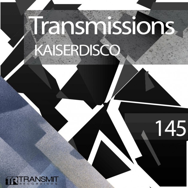 Monday October 3th 07.00pm CET- TRANSMITTIONS #145  by Boris