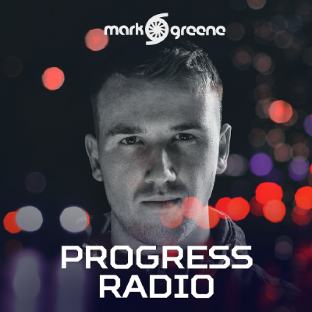 Monday October 3th 08.00pm CET – Progress Radio #37 by Mark Greene