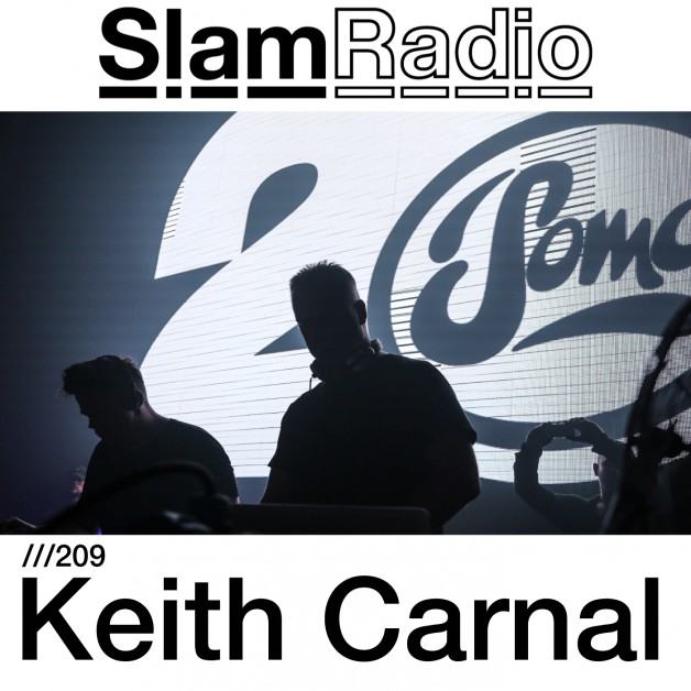 Thursday October 6th 08.00pm CET – SLAM RADIO #209