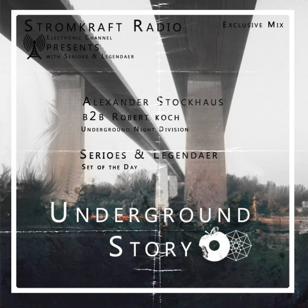 Friday October 7th 09.00pm CET – Underground Story by Serioes & Legendaer