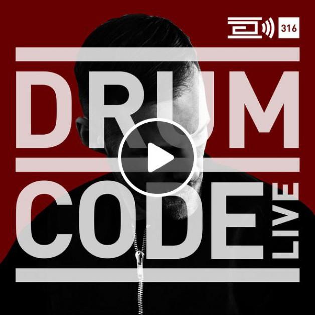 Saturday October 8th 11.00pm CET- DRUMCODE RADIO LIVE #316 by Adam Beyer