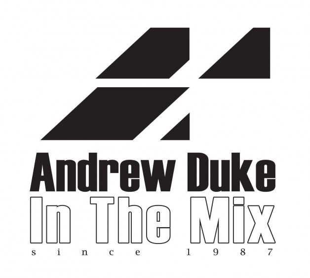 Sunday October 9th 04.00pm CET – ANDREW DUKE IN THE MIX