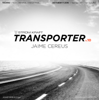 Tuesday October 11th 11.00pm CET [2.00pm SLT] – Second Life's TRANSPORTER RADIO #10 – Jaime Cereus (USA)