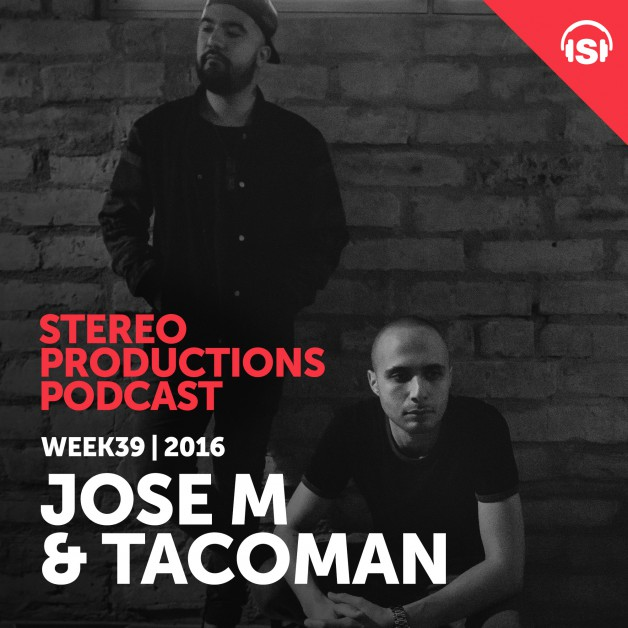 Wednesday October 12th 08.00pm CET – Stereo Productions Podcast  by Chus & Ceballos