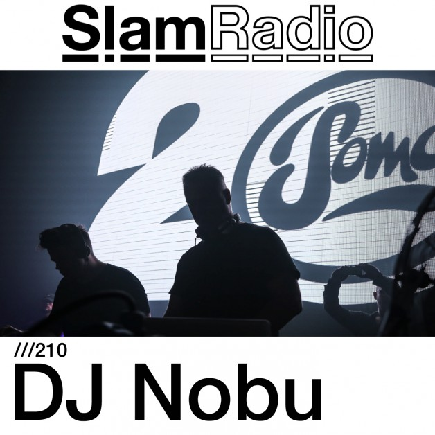 Thursday October 13th 08.00pm CET – SLAM RADIO #210