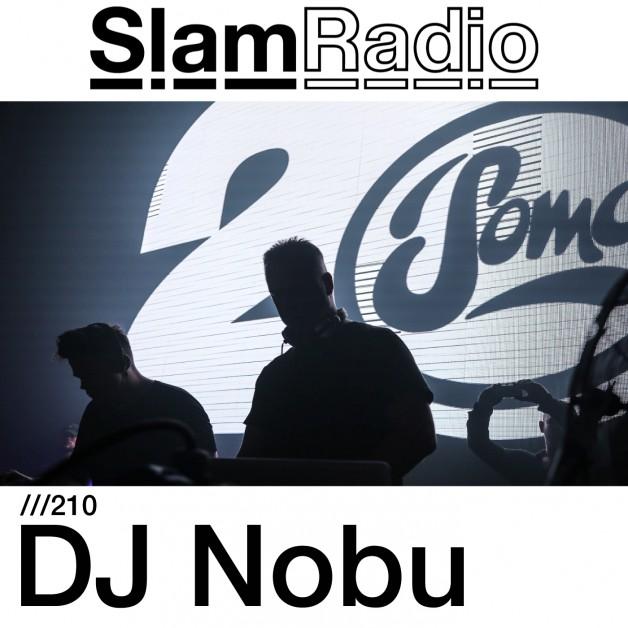 Thursday October 13th 08.00pm CET – SLAM RADIO #210