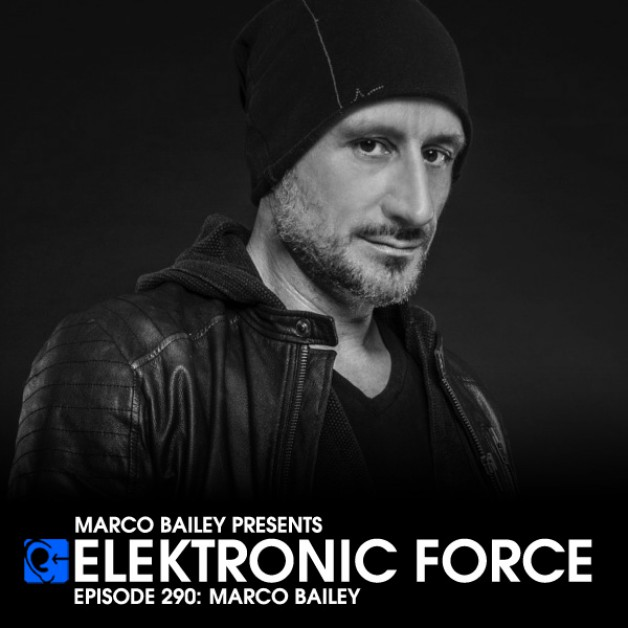 Friday October 14th 06.00pm CET – Elektronic Force 290 by Marco Bailey